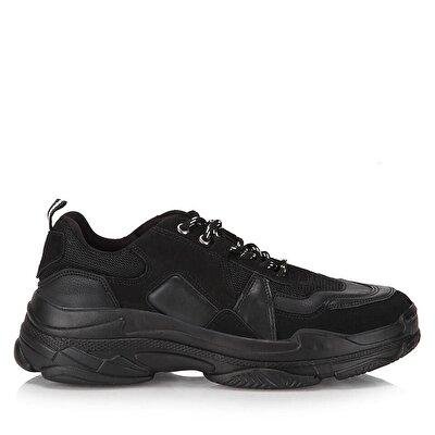 Picture of  Siyah Erkek Spor Ayakkabı