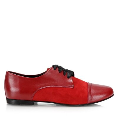 Resim VERW KIRMIZI-RED OXFORD