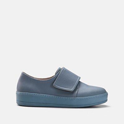 Resim  Mavi Kadın Spor Ayakkabı
