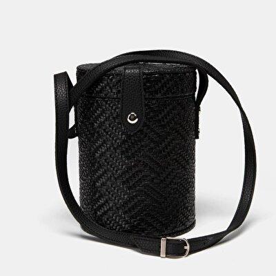 Resim  Siyah Çanta&Aksesuar Mini (Çapraz) Çanta