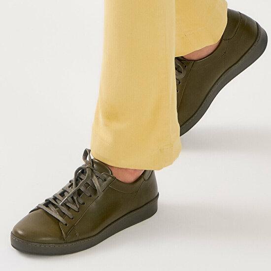 resm  Haki Kadın Spor Ayakkabı