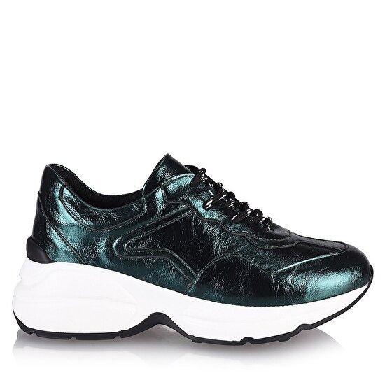 resm  Yeşil Kadın Spor Ayakkabı