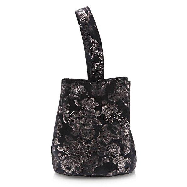 Resim Tekstil Siyah Çanta&Aksesuar Portföy