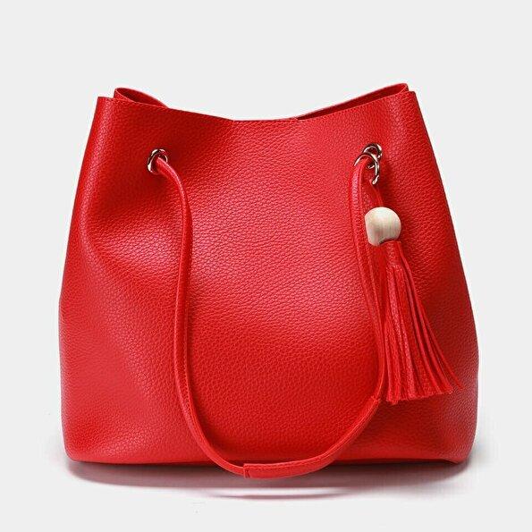 Resim  Kırmızı Çanta&Aksesuar Çanta