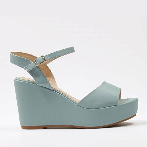 Resim  Mavi Yaya Sandalet