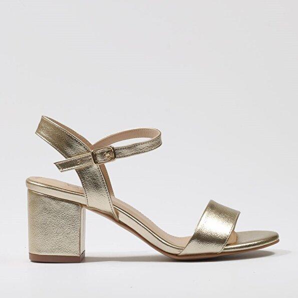 Resim  Gold Yaya Sandalet