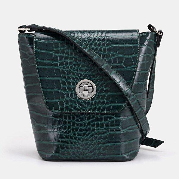 Resim  Yeşil Çanta&Aksesuar Mini (Çapraz) Çanta