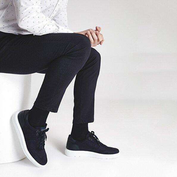 Resim  Lacivert Erkek Spor Ayakkabı