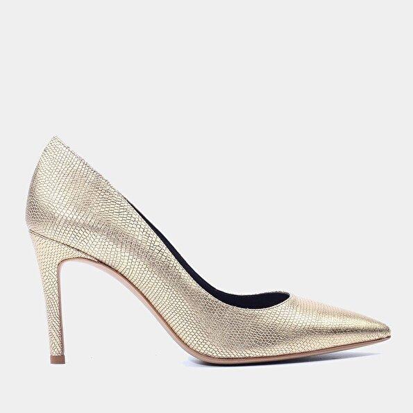Resim  Gold Kadın Stiletto