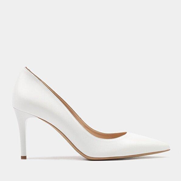 Resim  Beyaz Kadın Stiletto