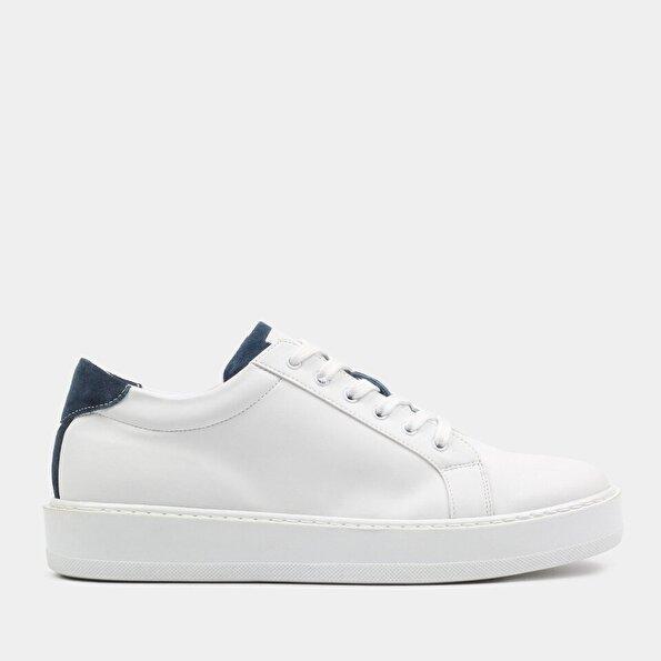 Resim  Beyaz Erkek Spor Ayakkabı