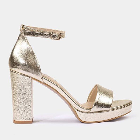 Resim Yaya Gold Sandalet