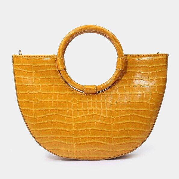 Resim Sarı Kadın Çanta
