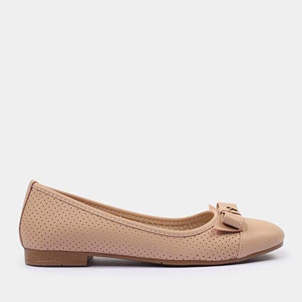 Resim Pudra Yaya Kadın Günlük Ayakkabı