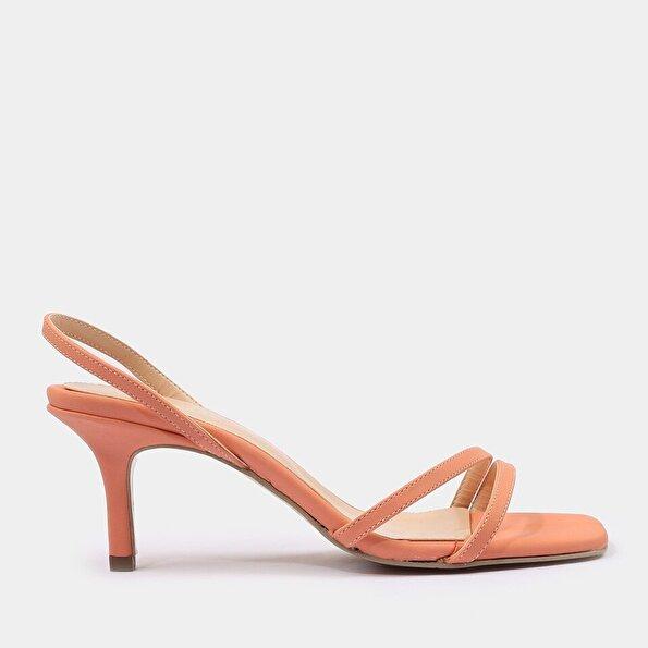 Resim Somon Yaya Kadın Sandalet