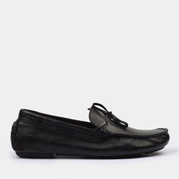 Resim Siyah Erkek Loafer