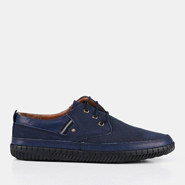 Resim Lacivert Erkek Günlük Ayakkabı