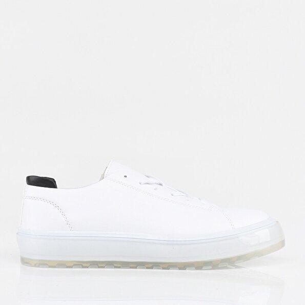 Resim Beyaz Yaya Erkek Spor Ayakkabı
