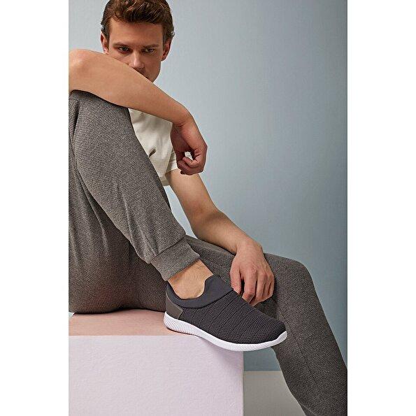 Resim Antrasit Yaya Erkek Spor Ayakkabı