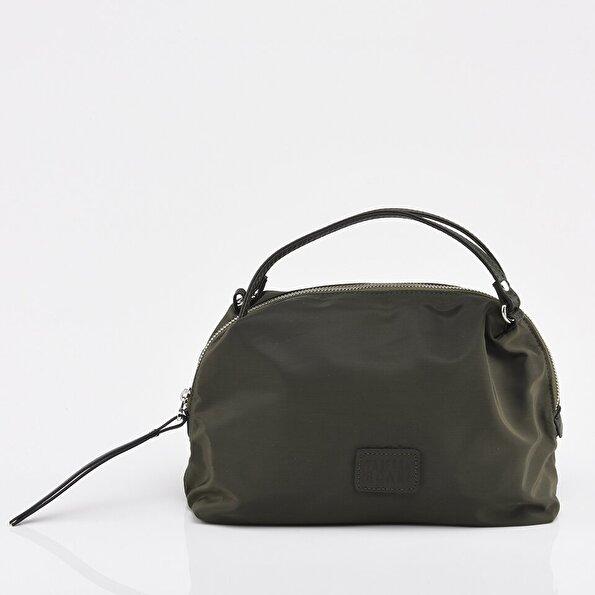Resim Hakiki Deri Haki Kadın Mini ( Çapraz) Çanta