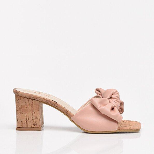 Resim Pembe Yaya Kadın Sandalet & Terlik