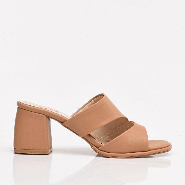 Resim Camel Yaya Kadın Sandalet & Terlik