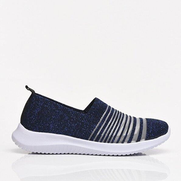 Resim Lacivert Yaya Kadın Spor Ayakkabı