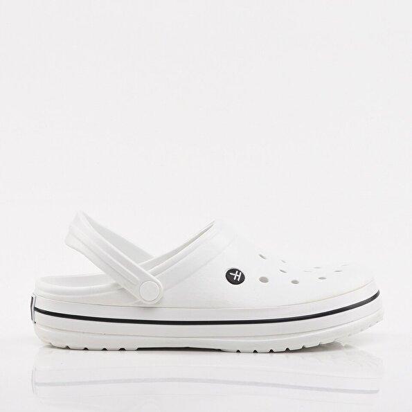 Resim Beyaz Erkek Sandalet & Terlik